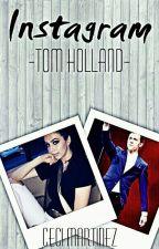Instagram  Tom Holland  by Ceci_330