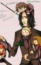 A Filha De Severo Snape by fhemorello