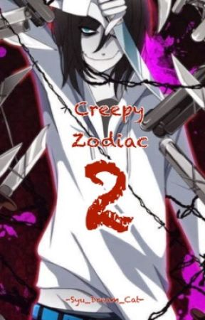 Creepy Zodiac 2 © by Syu_Dream_Cat