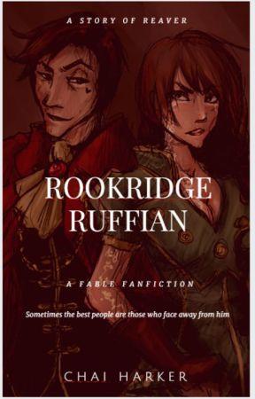 Rookridge Ruffian by TeaDracula
