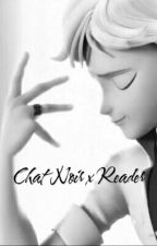 Chat Noir X Reader by Bombexx