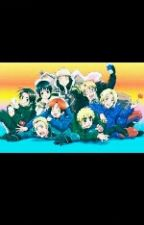 Hetalia High School RP XD {Closed Until Further notice} by XxLafayetteXx