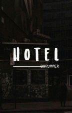 hotel ÷ a.i | ✔ by sakit-perhood