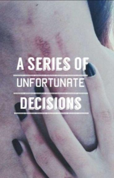 A Series of Unfortunate Decisions // Josh Dun