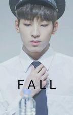 F A L L || Jeon Wonwoo by emeanie