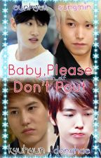 Baby, Please Don't Pout [✔] by SHIMKYUMIN