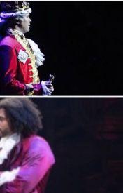 Hamilton Love is revolution (George iii x Jefferson) (jefferson x Madison) by gerogeiiixjefferson