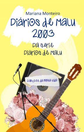 Diários de Malu 2003 [AMOSTRA] by MariMonteiro1