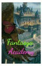 Fantasya Academy ( finding the lost princess of guardians) by DaveJustineBantilan