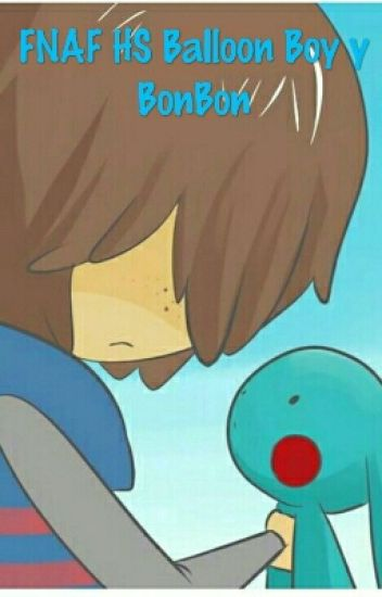 ❤ Balloon Boy y BonBon ❤