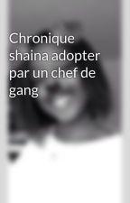 Chronique shaina adopter par un chef de gang by asiaafils13