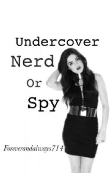 Undercover nerd or spy