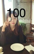100 | Kim Mingyu by michellessi