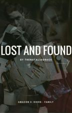 Lost and Found (AU MaiChard Fanfic) by thenataliagrace