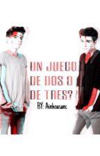 UN JUEGO DE DOS O DE TRES?- Gemeliers by Ainhoasanc