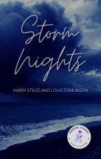 Stormy Nights (Larry/Mpreg) by LarryUnattended
