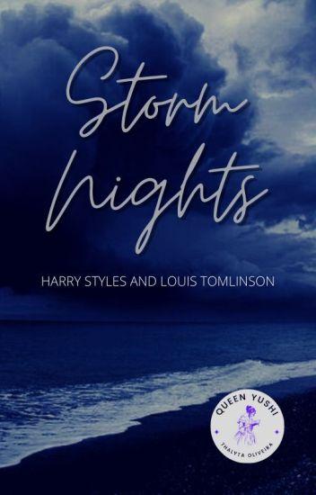 Stormy Nights (Larry/Mpreg)