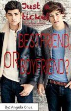 Bestfirend or Boyfriend? by Angellato