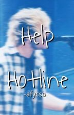 HelpHotline-Mashton/Cake by karmaxpolice