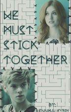 We must stick together! (Maze Runner/Newt FF)  by Rennmaus1701