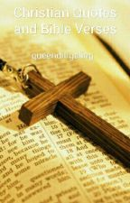 Christian Quotes and Bible Verses by queendingaling