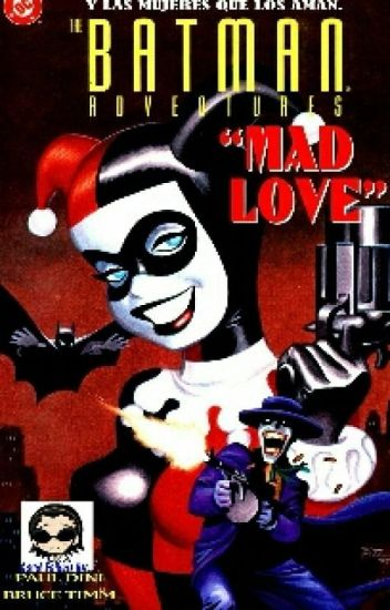 Mad Love (Comic)