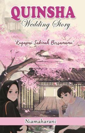 Quinsha Wedding Story by niamaharani
