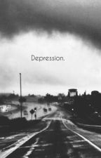 Depression.  by depressionsxckss