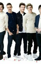 Меня удочерили One Direction. by polinafomkina1412
