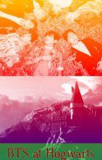 BTS at Hogwarts (and the chaos that ensues) by IndigoRowan