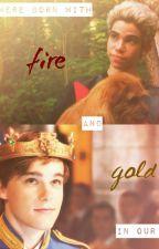 Fire N' Gold ~Benlos~ by N1CC02