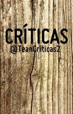 Críticas by TeamCriticas2