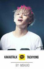 ☎ KakaoTalk | TaeHyung ☎ by MiskaXD
