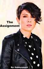 The Assignment (Lesbian Story) by gabbysanerd