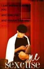 Sexcuse me:: Chanchen (sexting) by kyungmia
