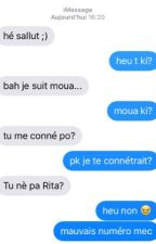Sms avec un inconnu - Parodie by LeTrollAimable