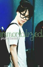 Immortalized • Jimin • by protectminki
