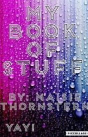 My Book Of Stuff by celaenasardothein