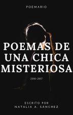 Poemas De Una Chica Misteriosa by Nat---Ameno