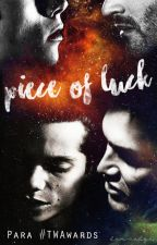 Piece of luck #TWAwards [One Shot] by lauvelga