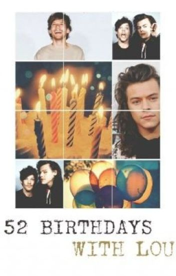 52 birthdays with Lou (portuguese version)