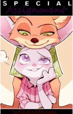 Special Assignment (WildeHopps) (O.H.) by Dimensional_Huntress
