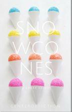 Snowcones by CenterofFiction