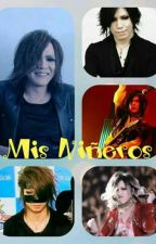 Mis Niñeros (The GazettE Y Tu) by MarianaRamos628