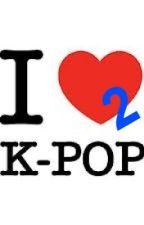 Kpop Lyrics (Book 2) by SarahKpop