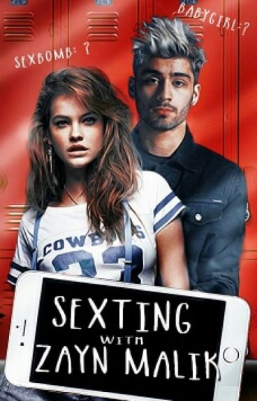 Sexting with Zayn Malik