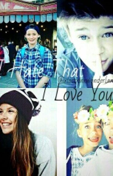 I Hate That I Love You