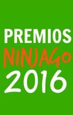 PremiosNinjago 2016 by PremiosNinjago