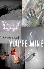 You're Mine ➳VMIN by skyjimin