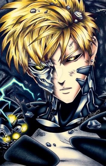 One Punch Man: When I Had A Heart (Genos X Reader)